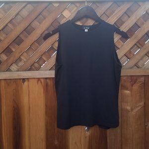 ⚡3/$12⚡ Vintage Black Sleeveless Top